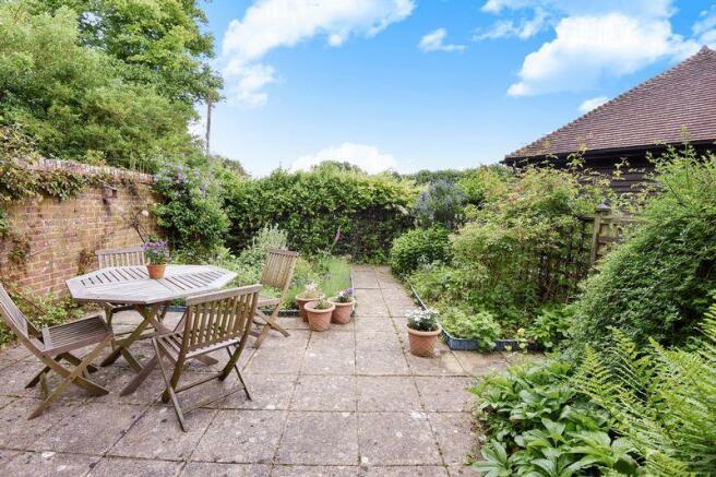 Terrace Garden...