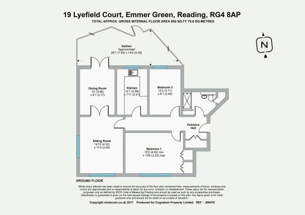 19 Lyefield Court