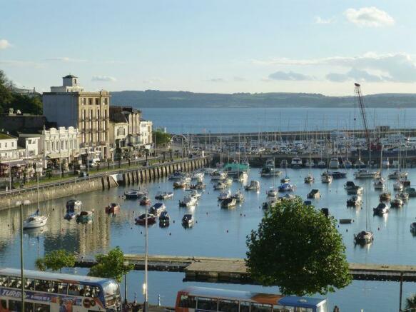 Torbay harbour