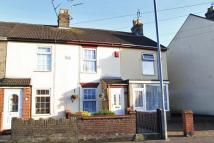 Terraced house in Beccles Road, Gorleston...