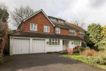 Detached home in Seven Hills Close...