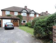 4 bed semi detached property to rent in Studland Road,  Byfleet...
