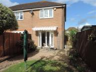 2 bed semi detached house in Springfield Close...