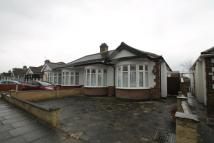 Bungalow in Kent Drive, Hornchurch...