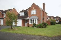 4 bed Detached home in Albion Close, Moira...