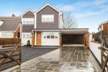 Detached home in Blackfordby Lane, Moira...