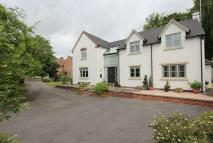 Detached home in Ivy Hatch, Cross Street...