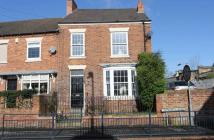 3 bed End of Terrace house for sale in Tamworth Road...