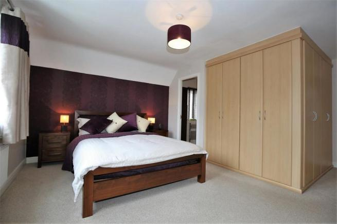 MASTER BEDROOM and D