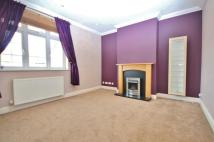 Flat in Collier Row Road...