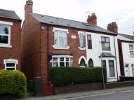 semi detached property in Coventry Road, Bedworth