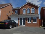 Detached house in Rudgard Road, Longford...
