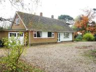Detached Bungalow in Manor Road, Nottingham