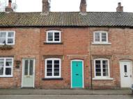 Terraced home in Main Street, Redmile,