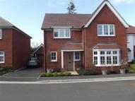Detached house for sale in Carver Close Bridgwater...