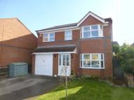 Detached home for sale in Osprey Close, Sleaford