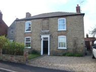 Detached property to rent in Metheringham, Lincoln
