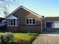 2 bedroom Detached Bungalow in Windsor Close, Sudbrooke...