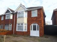 3 bed semi detached home in North Parade, Sleaford