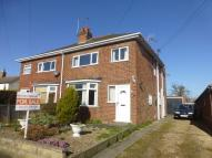 3 bedroom semi detached property in Cameron Street...