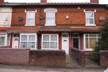 Terraced property to rent in Ninevah Road, Handsworth