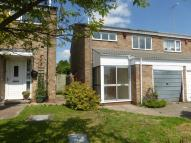 semi detached house in Parkdale Close...