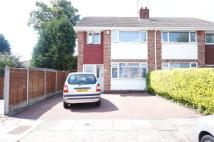 3 bedroom semi detached house in Calder Grove...