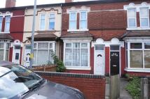 Terraced house to rent in Branksome Avenue...