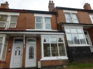 3 bedroom Terraced house to rent in Rosary Road, Erdington...