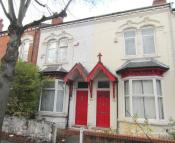 2 bed Terraced property to rent in Mere Road, Erdington...