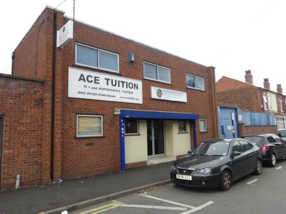 Commercial Property To Let Aston Birmingham