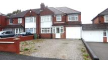 semi detached home in Aldridge Road, Streetly ...