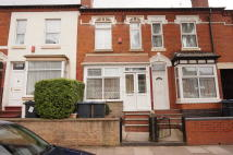 Terraced property in Greenhill road...