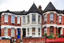 Flat in Mattison Road, Harringay...