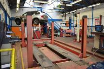 property for sale in Established MOT Garage in East London