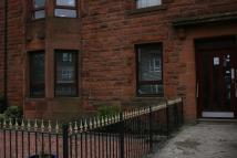 Flat to rent in Gadie Street, Glasgow...