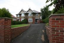 3 bed semi detached property in West Road, Ponteland