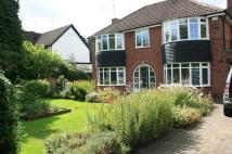 Detached house in Moor Lane, Darras Hall...