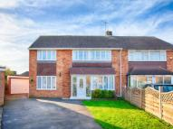 semi detached home for sale in Hopground Close...