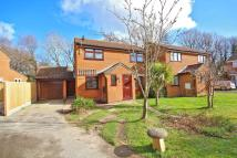 Detached house for sale in Totton