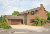 Detached house for sale in Romsey