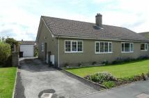 2 bedroom Semi-Detached Bungalow to rent in Mount Drive, Leyburn...