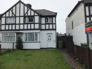 3 bedroom semi detached property to rent in Park Road, Dartford...