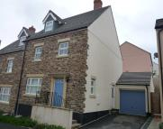 semi detached house in Snowdrop Crescent...