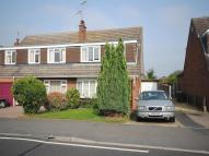 3 bedroom semi detached house for sale in Cromwell Road...