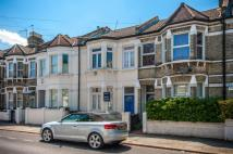 Terraced home in Kimberley Road...