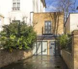 semi detached house in Hamilton Terrace...