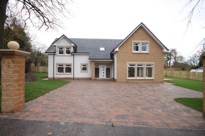 bedroom detached house for sale in mill road allanton ml7 5dd ml7