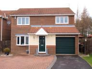 Detached home in Fern Avenue, Cramlington