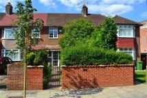 Terraced property for sale in Sunley Gardens, Perivale